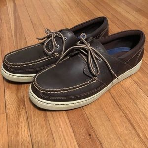 Sperry Top Sider Boat Shoes 12. Great condition.